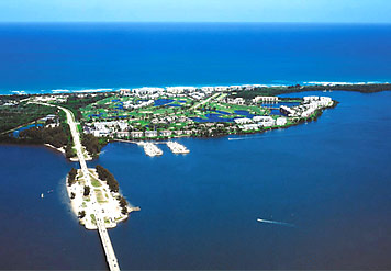 Saint Martin Island Florida